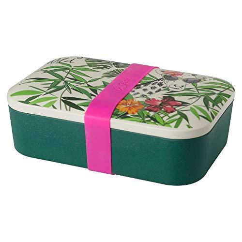 BIOZOYG Nachhaltige Öko-Lunchbox aus Bambus