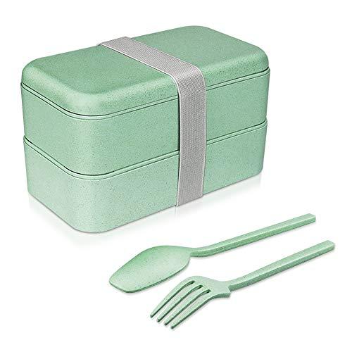 Guenx Lunchbox mit 2 Unterteilungen