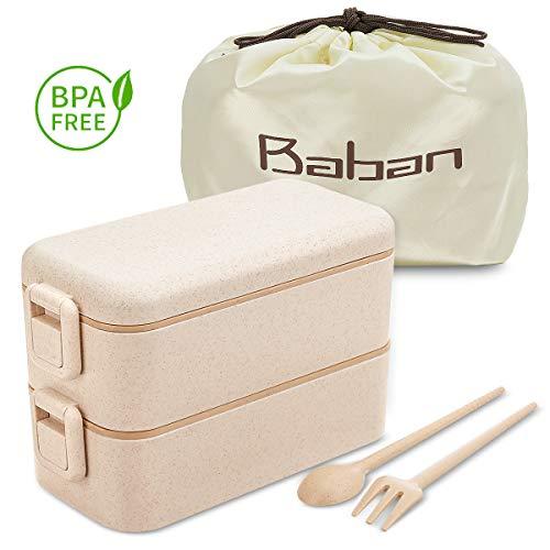 Baban Lunchbox, zweifach versiegelte Brotdose