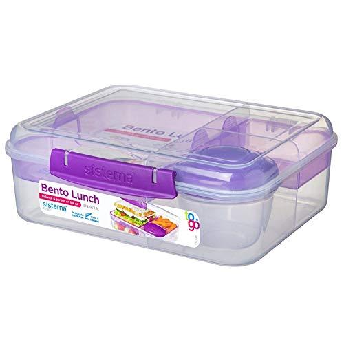 Sistema Bento Lunchbox to Go mit Fruit/Joghurt Topf
