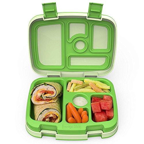 Bentgo Kinder-Lunchbox mit 5 Unterteilungen, auslaufsicher