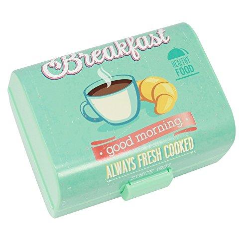 com-four® Brotdose Breakfast
