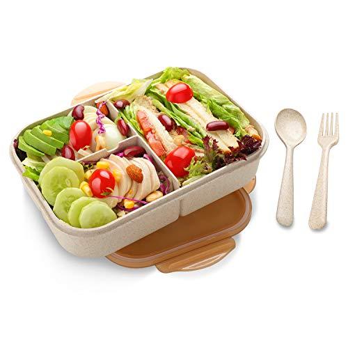 SIPU Lunchbox mit Unterteilungen